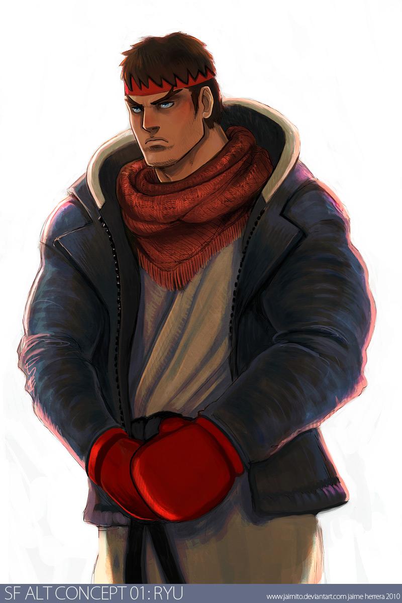 Alt Concept: Ryu