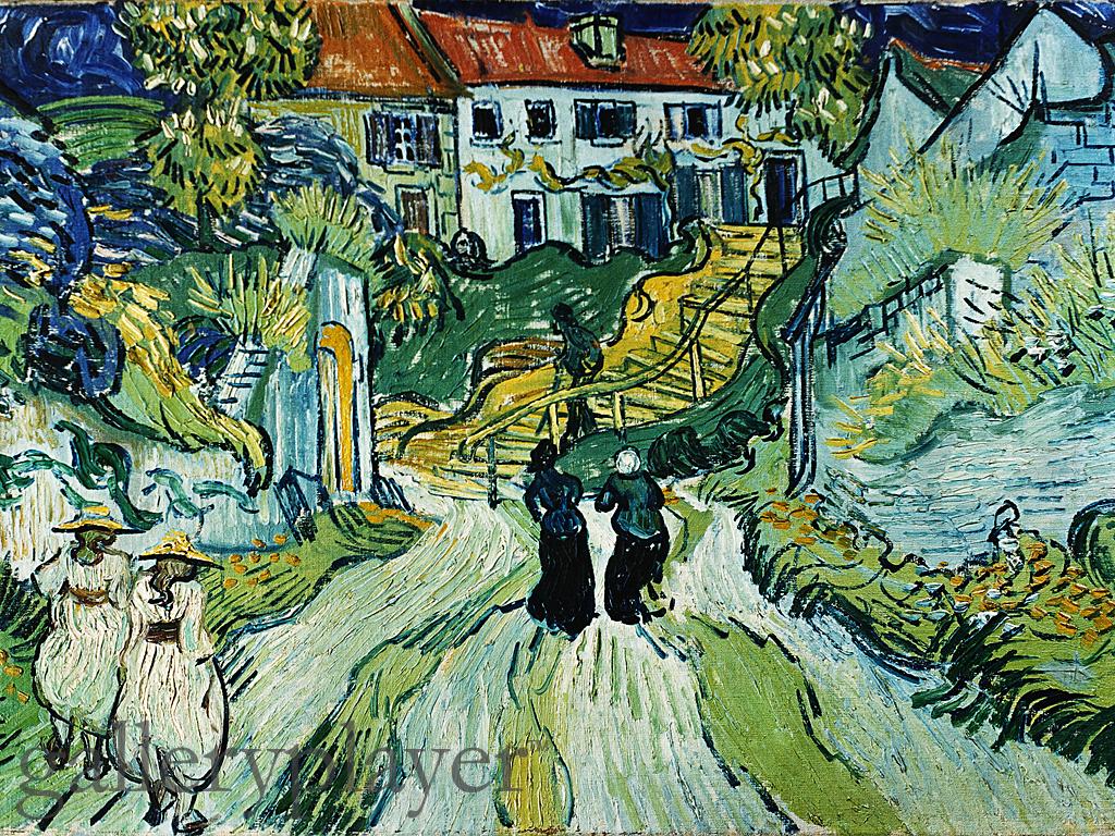 Van Gogh's Stairway