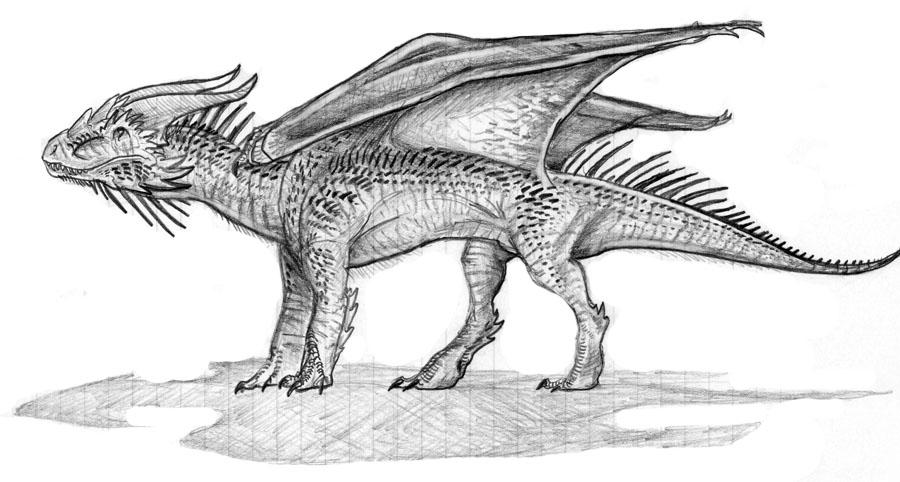 Prickle Dragon