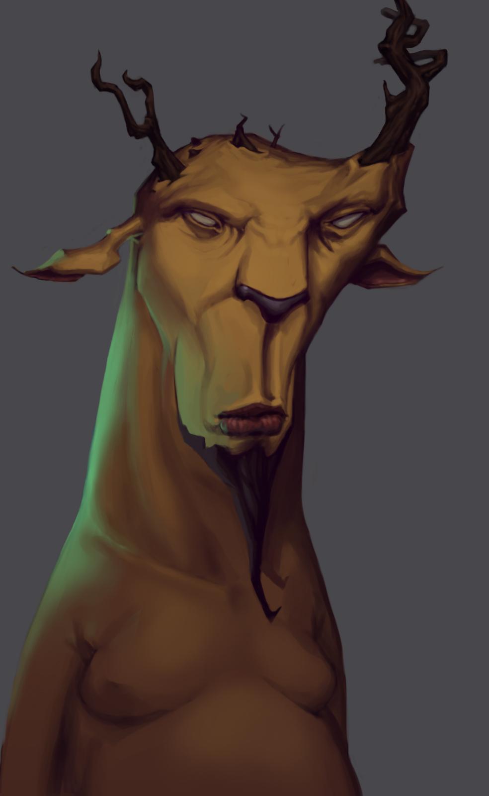 Pika Deer