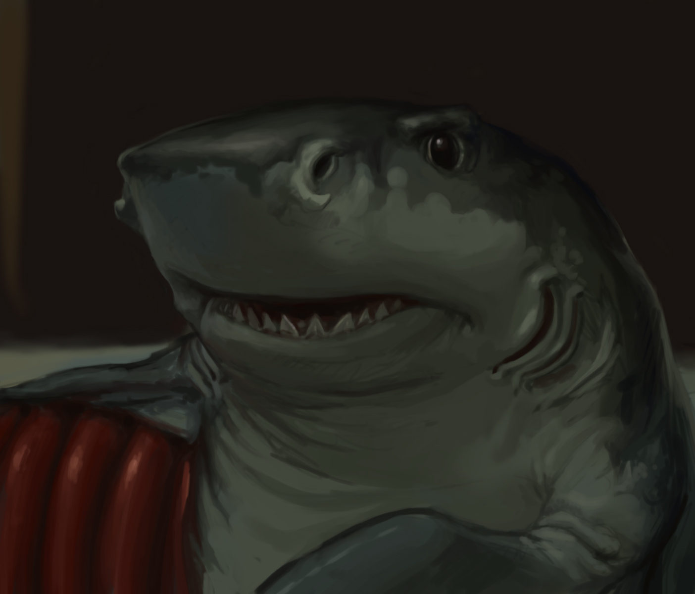 Shark Speedpainting