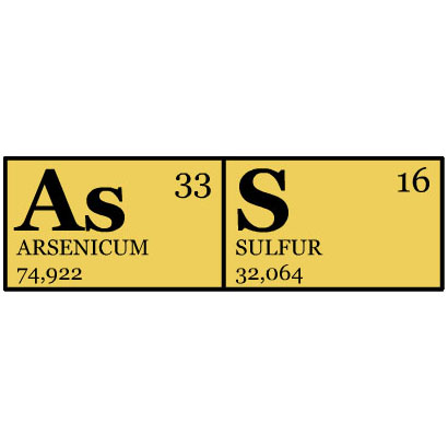 Entertaining Chemistry As+S