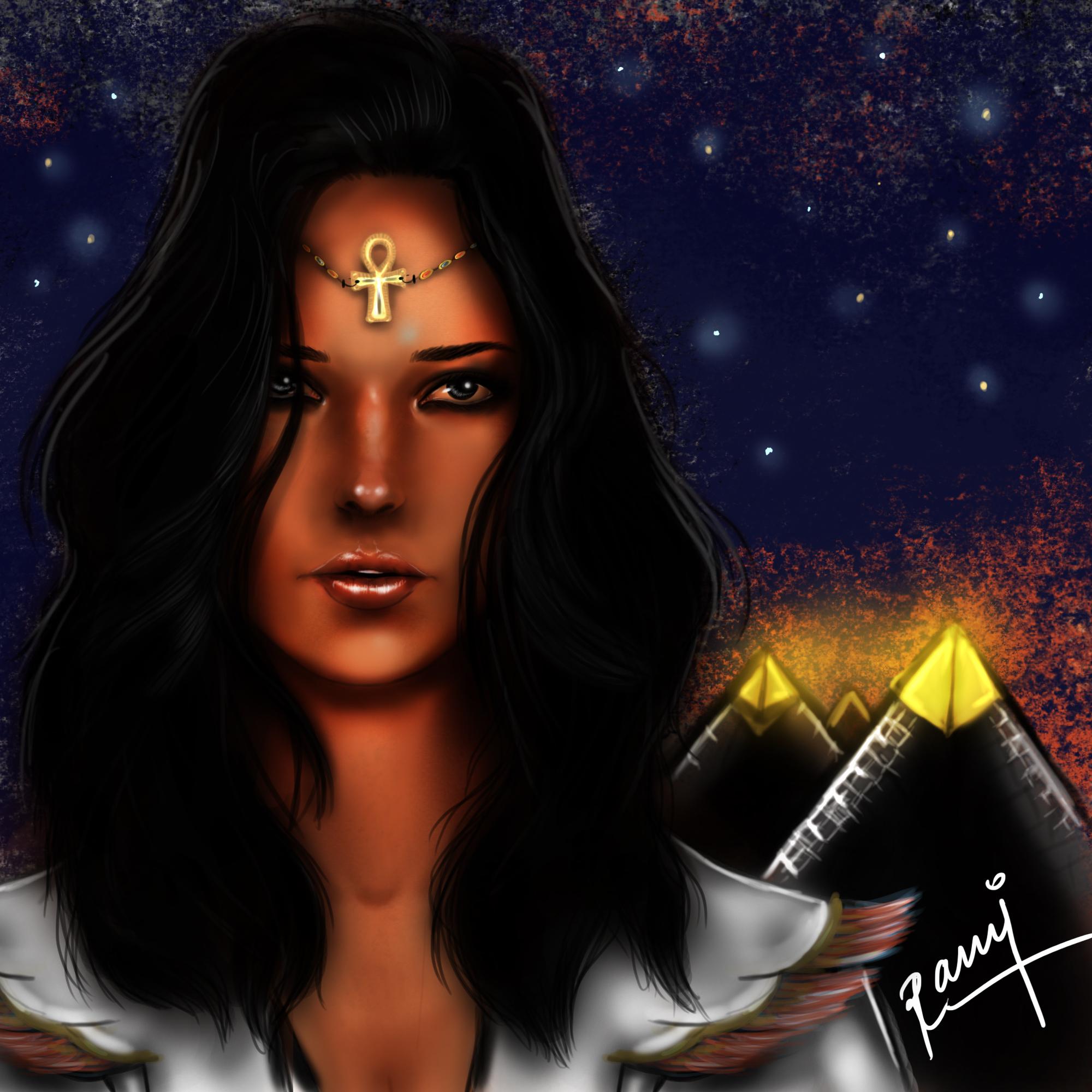 princess of egypt
