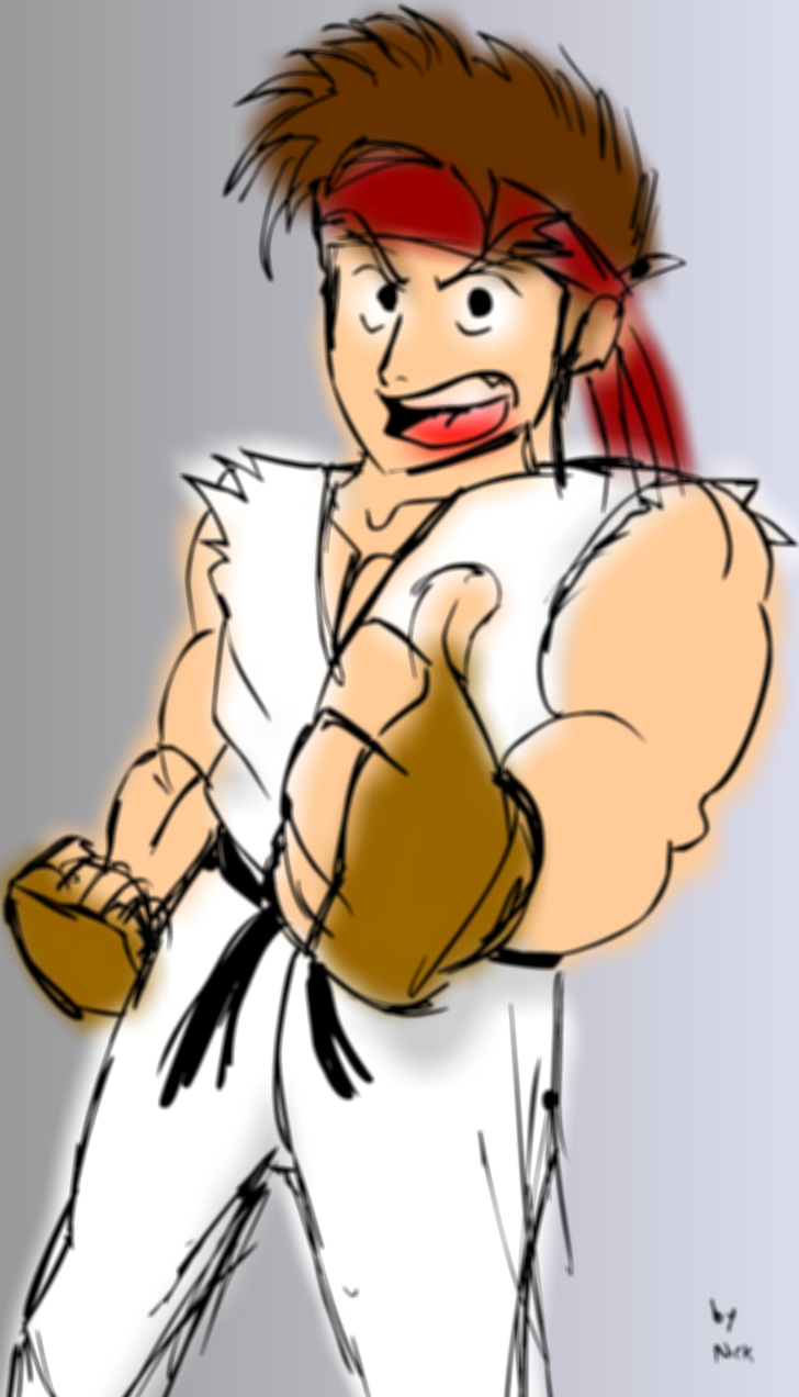 Ryu is cool