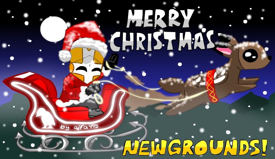 C. Crashing Christmas