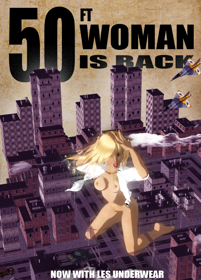 The return of 50ft Woman