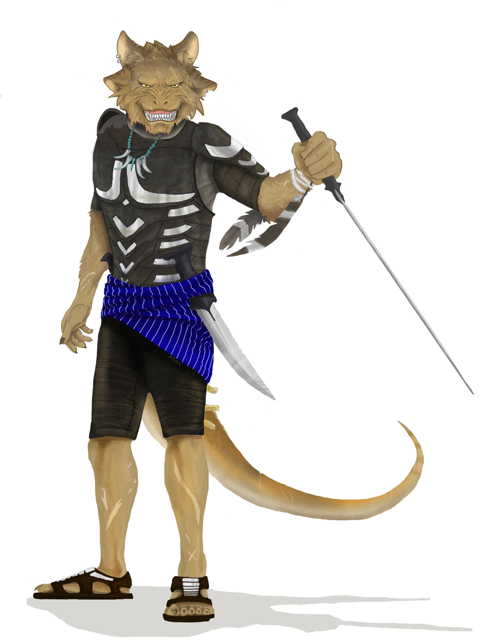 Zenn Warrior