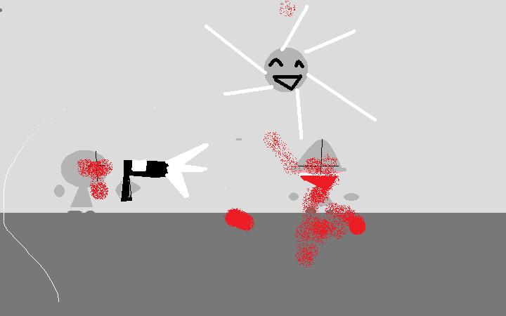madness guy kills