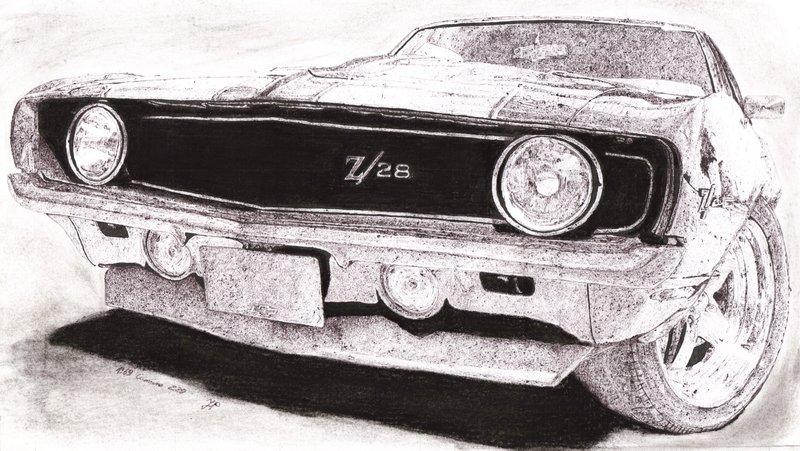 Chevy Camaro Z28