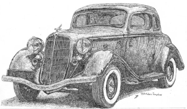 1935 Hudson Terraplane