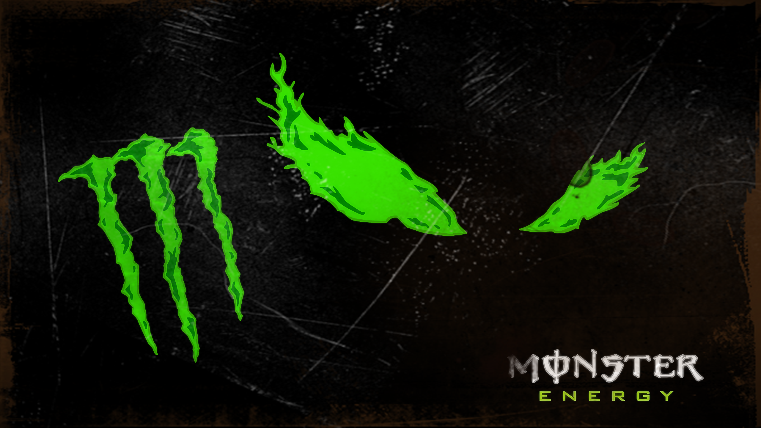 Monster Energy Background
