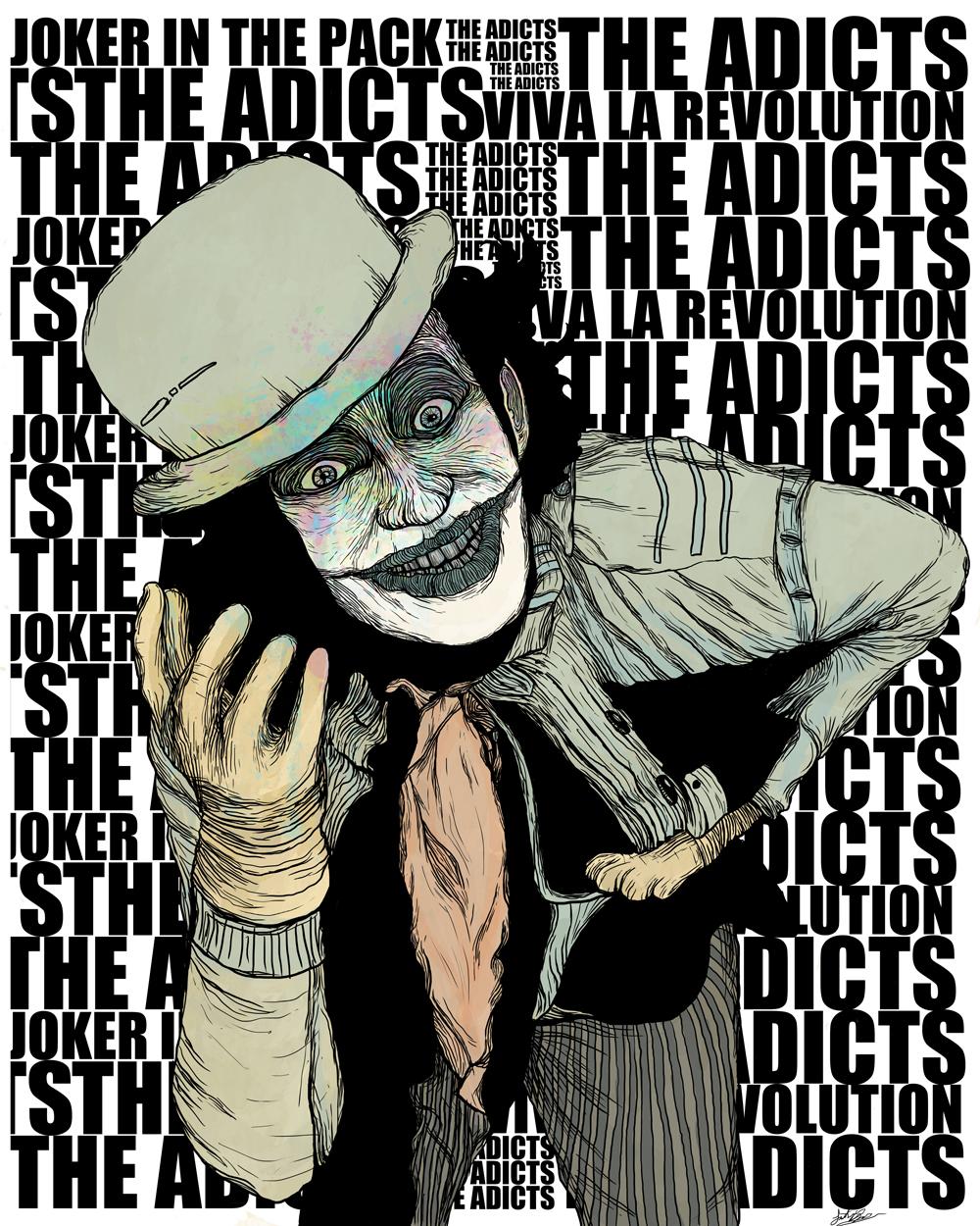 Monkey - The adicts