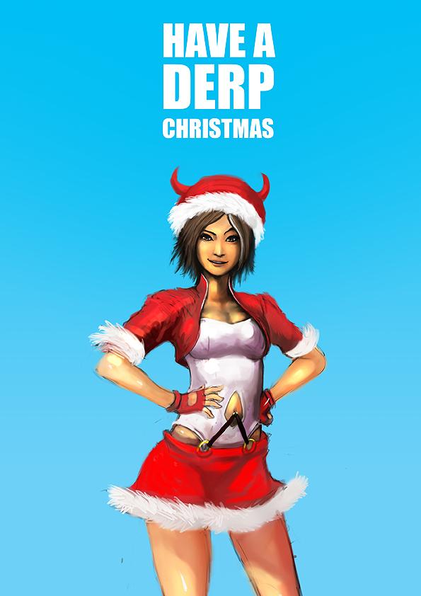 derpity christmas