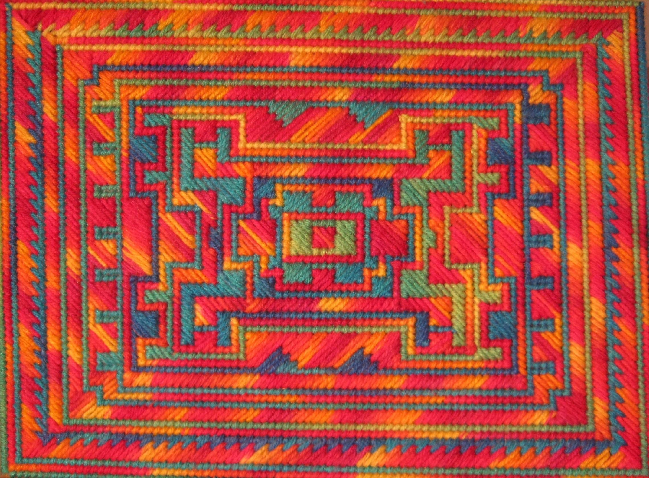 Beanie Baby rug