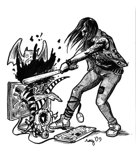 Killing Technology!