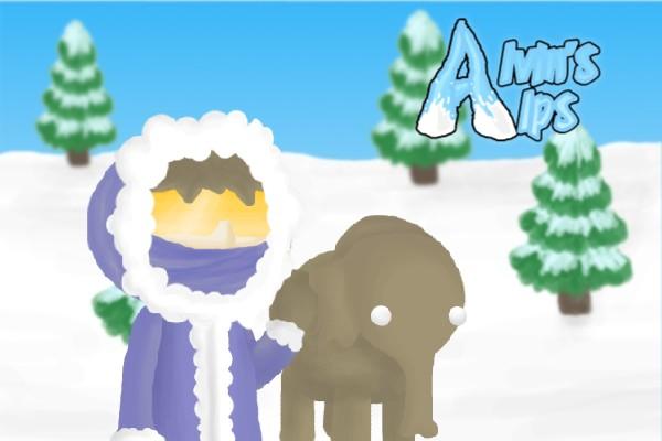Alvin's Alps