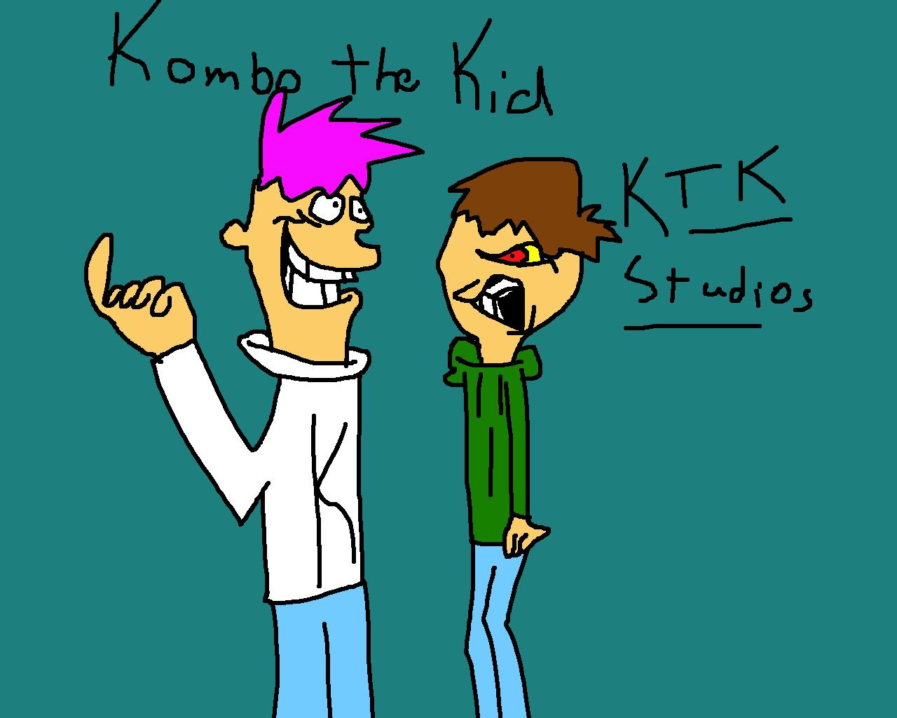 Kombo and Edd