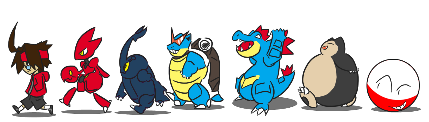 HeartGold Team