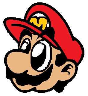 MS Paint Mario