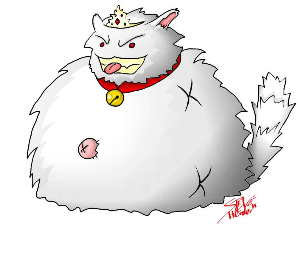 Fat Cat Princess