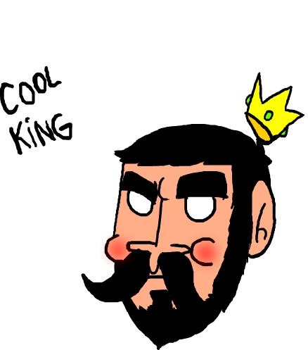 The cool king