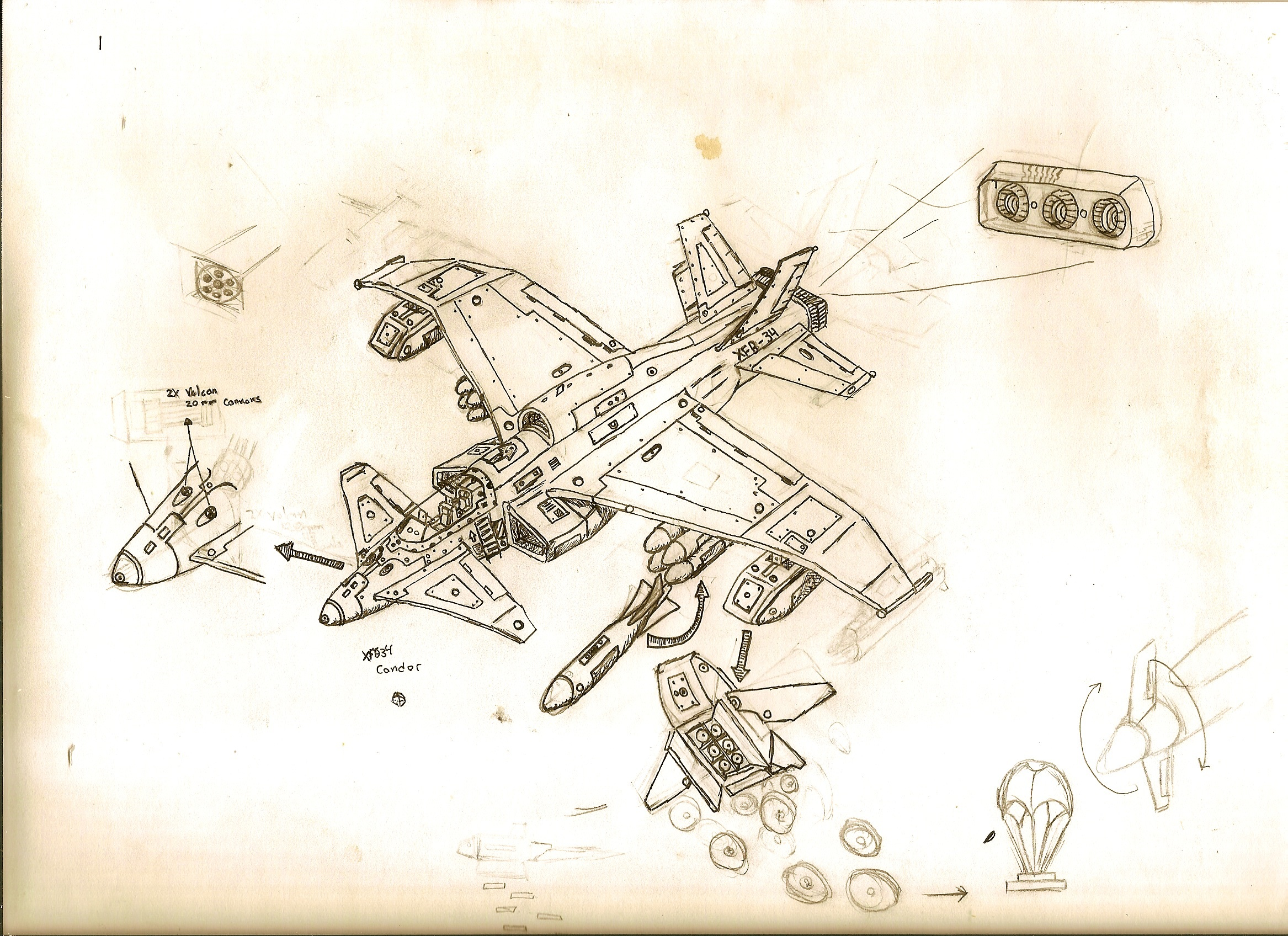 XFB-34 Condor