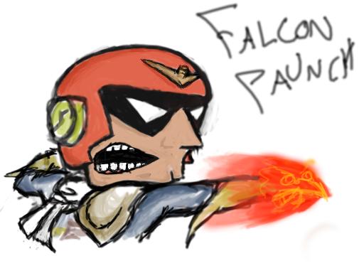 falcon paunch