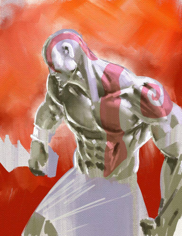 kratos artrage