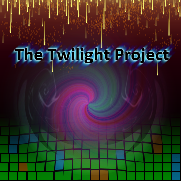 The Twilight Project CD cover