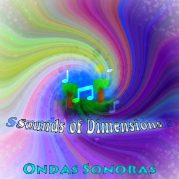 Sounds of Dimensions CD cover