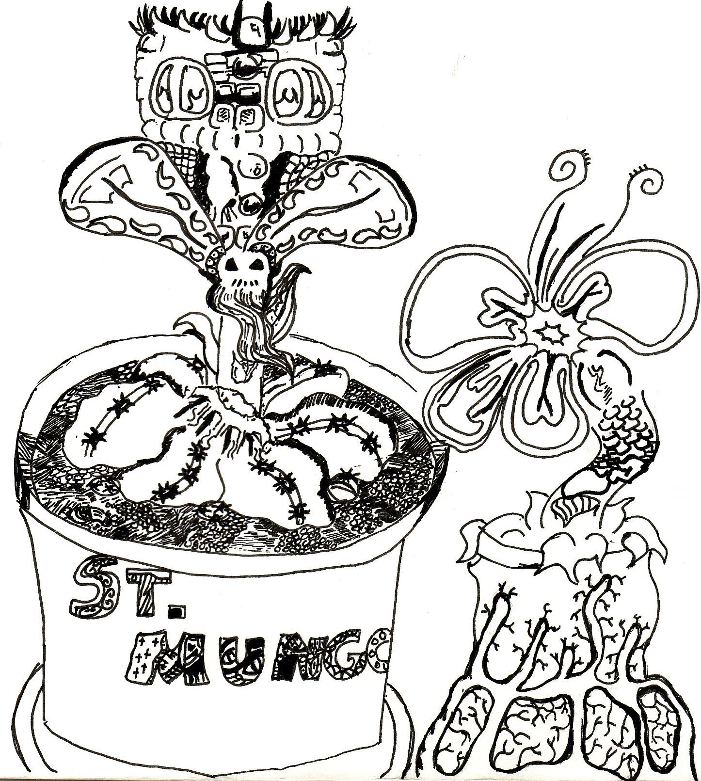 Saint Mungo!