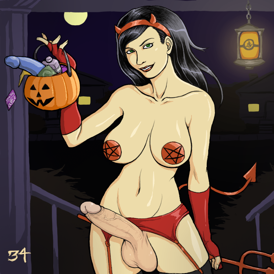 Dick or Treat!