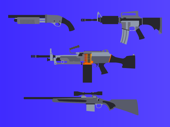 Weapon Set.