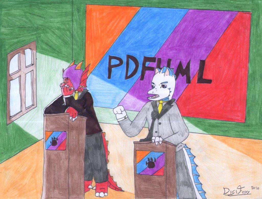 PDFHML