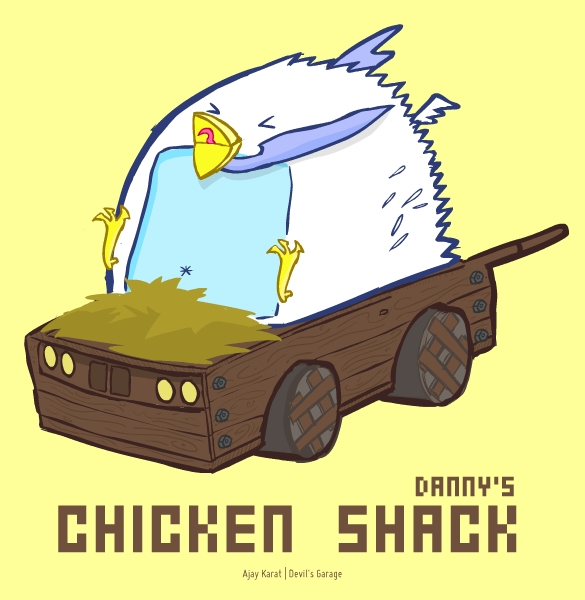 Danny's Chicken Shack