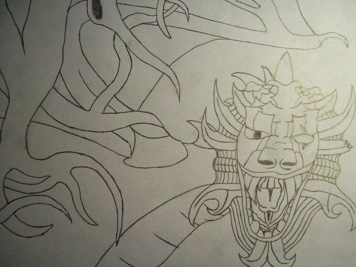 Chinesish Dragon