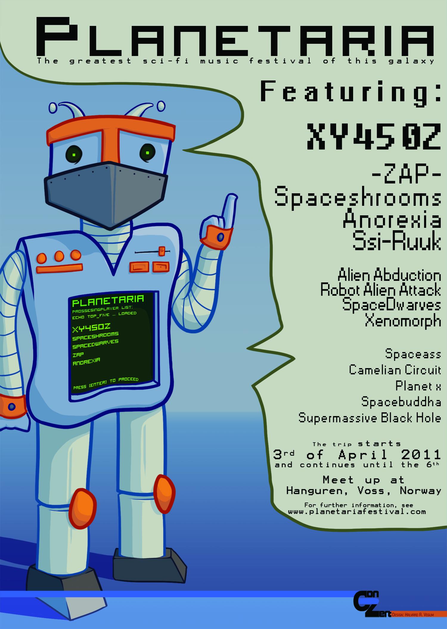 Planetaria Poster A