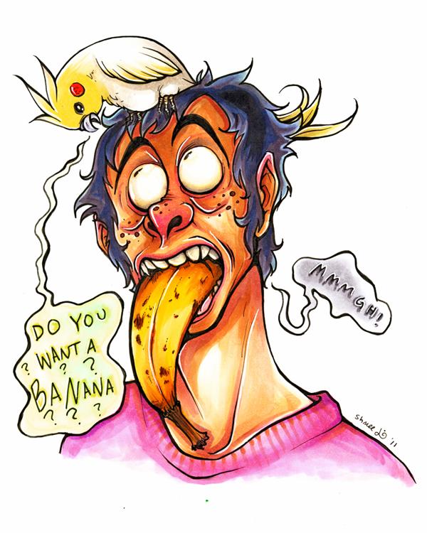 Do You Want a Banana?