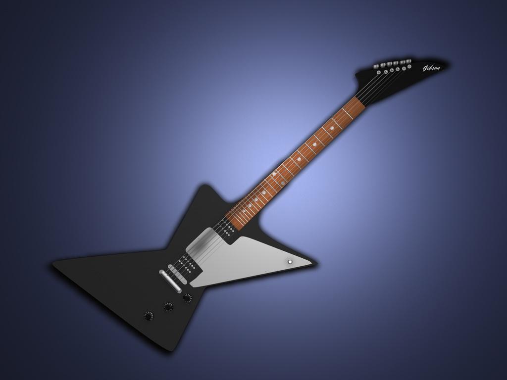 Gibson Xplorer