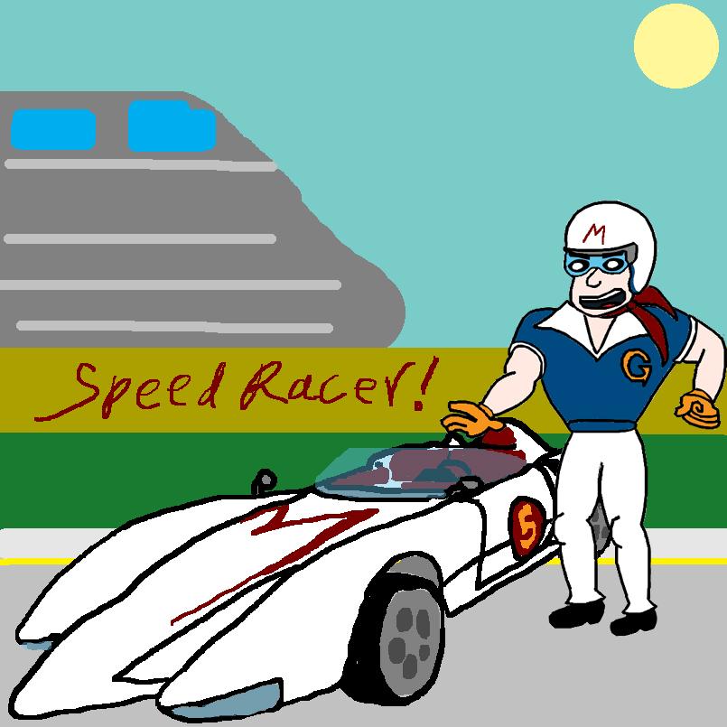 Speeeeeed RACER!