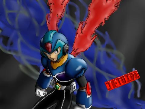 Megaman X Commad