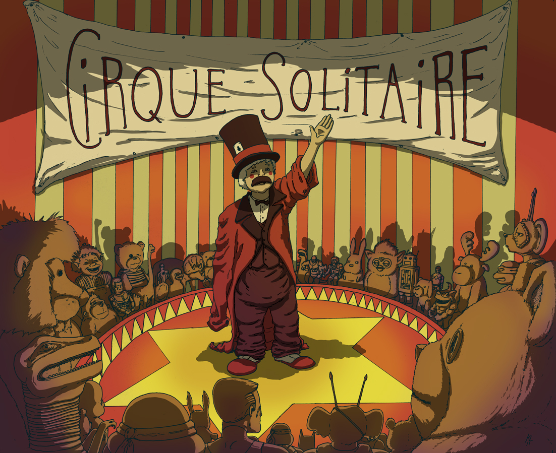 Cirque Solitaire