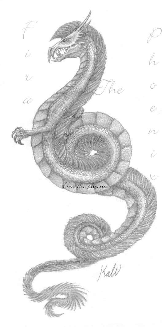 Mohawk Dragon