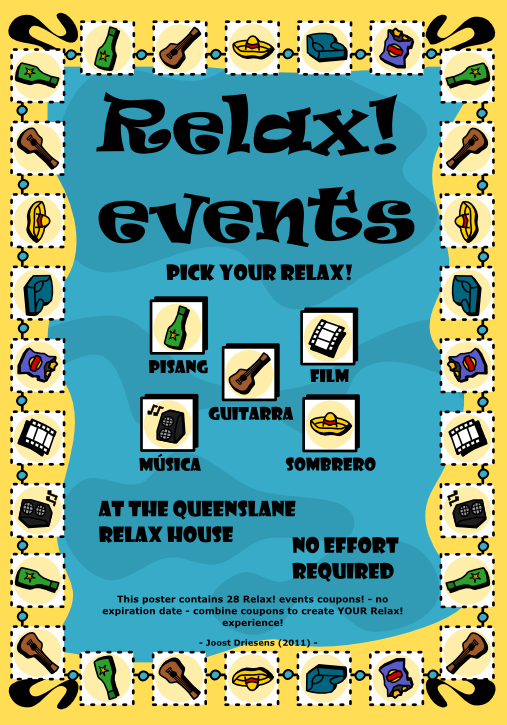 Relax! events