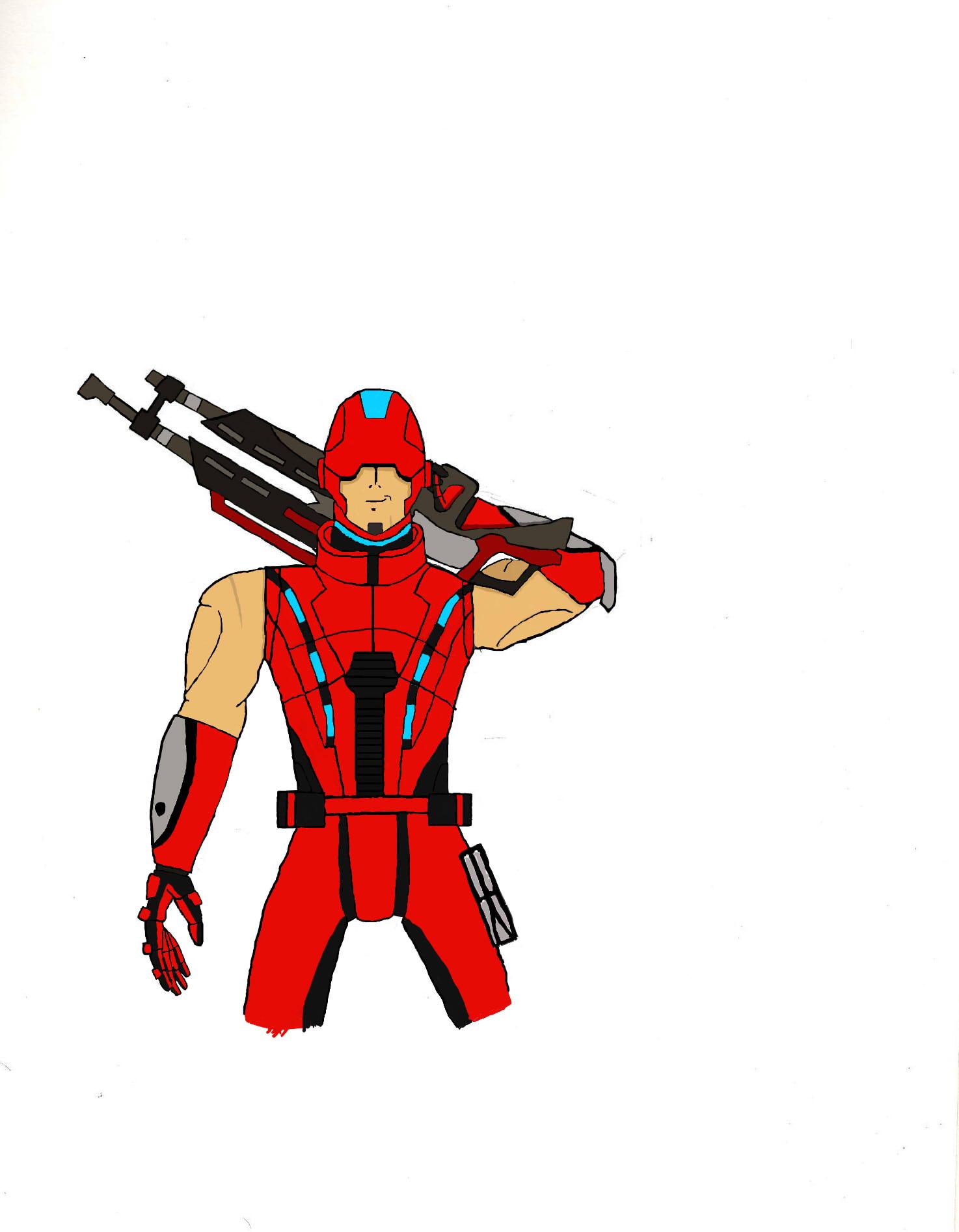 Cmdr. Juggernaut Shepard