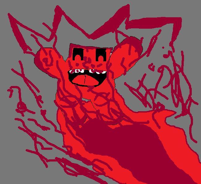 Meatboy tribute Art V1