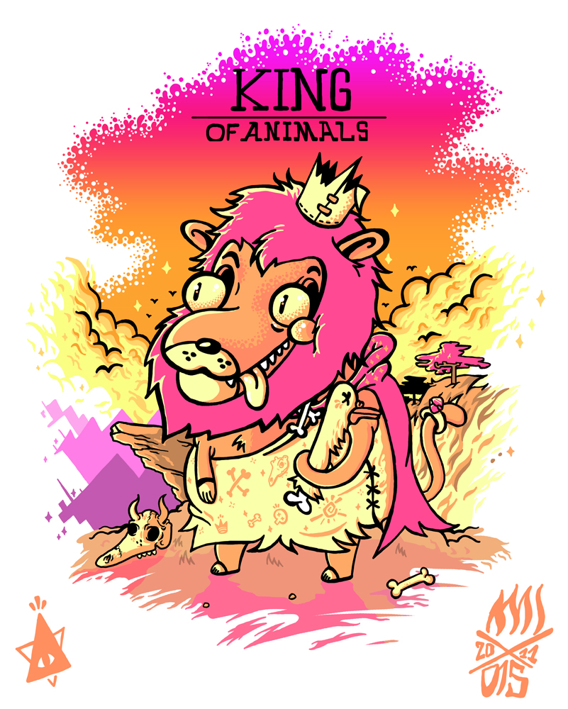 King of Animals