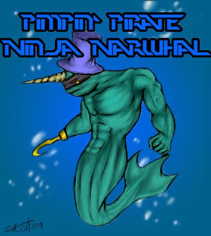 Pimpin'-Pirate-Ninja-Narwhal