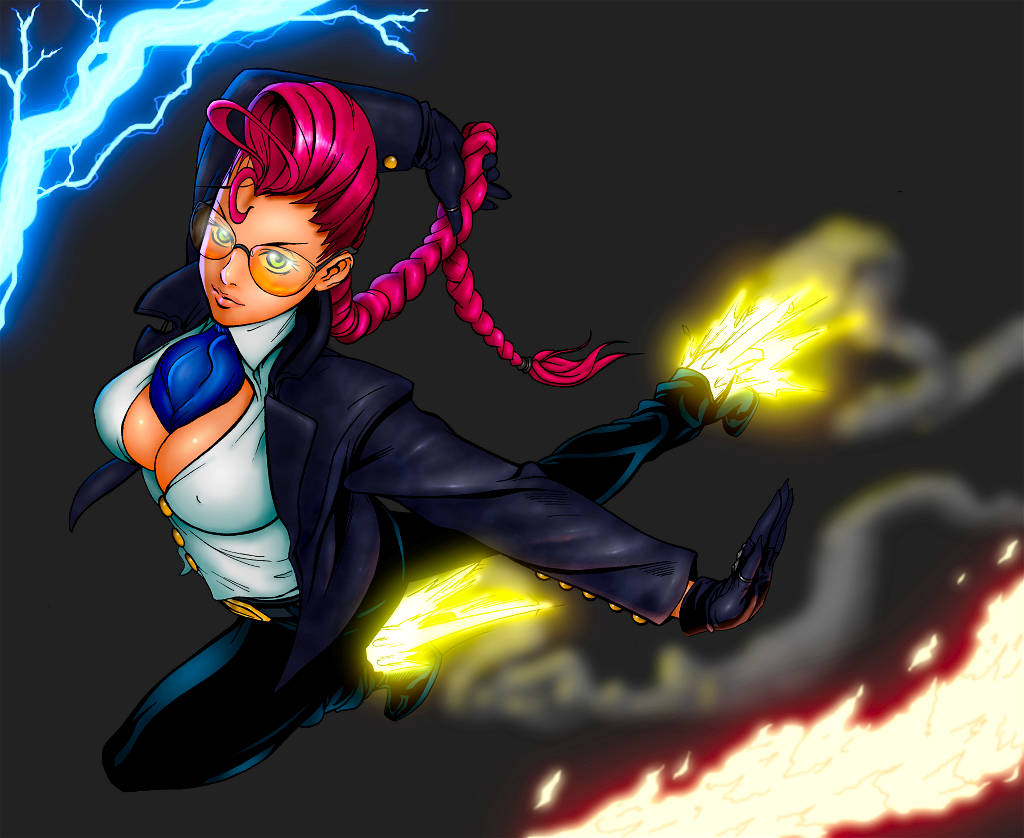 (COLORS ONLY) Crimson Viper