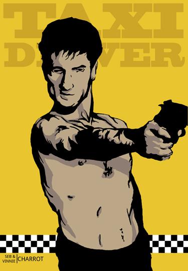 Travis Bickle- Taxi Driver